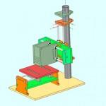 3Dプリンタ製作