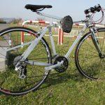 自転車完成!
