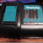 マキタ18Vバッテリーモバイル電源ユニットを作る