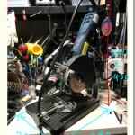 ディスクグラインダー用の防音ボックスを作る 1