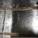 ディスクグラインダー用の防音ボックスを作る 2