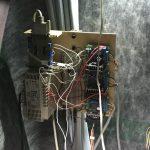 CNCフライス盤制御盤改装