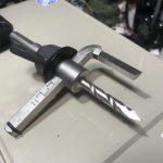 CNCフライス盤制御盤改装2