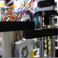 自作放電加工機改良2