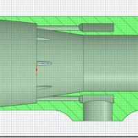 真空エジェクタを3Dプリンタで作る