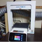 3Dプリンタ JGAURORA  A3S購入しすぐ改造