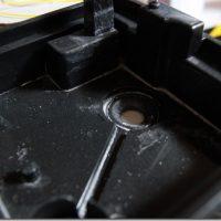 既製品を組み合わせて簡易加湿器を作る