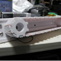 3Dプリンタでベルトコンベア自作2