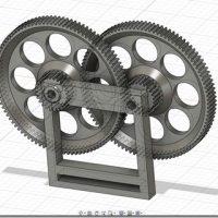 Fusion 360で歯車を設計して3Dプリントしてみた
